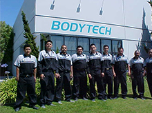 About our Employees BodyTech Auto Body Collision Repair Center Ventura CA
