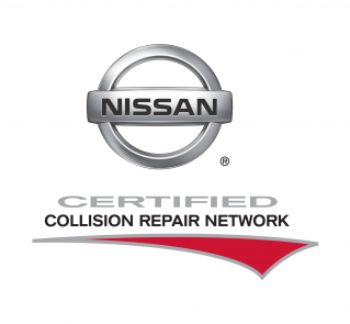 Bodytech Affiliate Nissan Collision Network Certified Logo