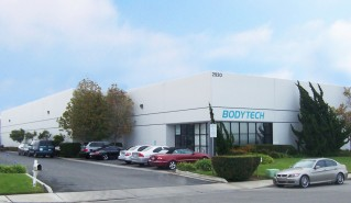Facility Tour of Bodytech Auto Body & Collision Repair, Ventura, CA