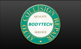 Logo of Bodytech Auto Body Collision Repair in Ventura, Ca