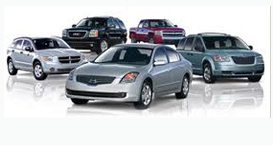 On-site rental cars offered by BodyTech Auto Body Collision Repair Services in Ventura, Ca