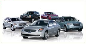 Rental car fleet available at Bodytech Ventura