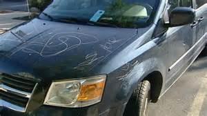 car vandalism repiar ventura